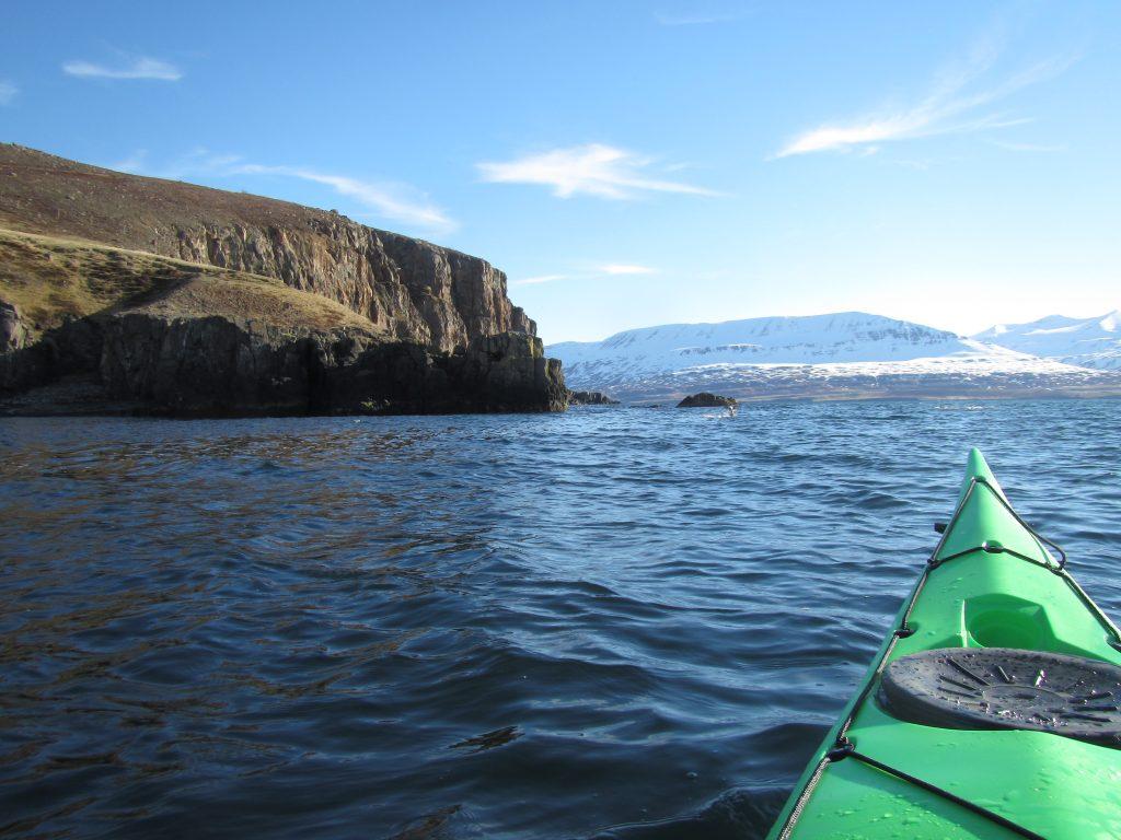 Kayak Iceland Greivík